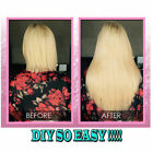 100% Real Remy Human Micro Beads Stick Tip Hair Extensions 50-100g Fast Shipping