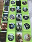 Xbox 360 Games; You Choose; Huge Selection; ALL TESTED And Working