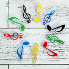 Внешний вид - Music Clip Note Clef Binder Clips Note Letter Paper Photo Organizer Stationery
