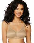 Women's Bali Bra Wirefree Double Support All Around Lingerie Flexible Support
