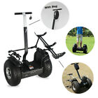 Two Wheel 19in. Off Road Electric Self Balance Golf Cart Vehicle With Remote Key