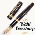Wahl Eversharp The Magnificent Seven Oversize Celluloid Gold Wire Fountain Pen