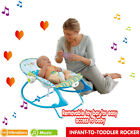 Infant to Toddler Bouncing Rocker Newborn Vibration Musical Multifunction Chair