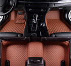 For Infiniti QX60 2014-2018 leather Car Floor Mats Waterproof Mat