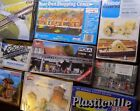Train Buildings Bridges  Scenery Items Kits HO Scale NIB