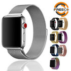 Stainless Steel Loop Band Strap For Apple watch Series 1/2/3/4 38 42 40 44 mm