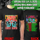 New 21469-Rob Zombie & Marilyn Manson Twins of Evil Tour 2018 T-Shirt Size S-5XL