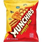 Munchies Cheese Fix Flavored Snack Mix, 1.75 Ounce Pack of 64