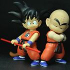 2pcs Dragon Ball Z Sun Wukong/Klin 19cm Figure pvc figures cute doll toy gift