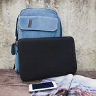 """Laptop Case Bag Soft Cover Sleeve Pouch For 13'' 15"""" 15.6'' Macbook Pro Notebook"""