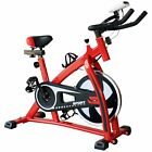 Exercise Bike Indoor Health Fitness Cycling Bicycle Cardio Equipment Workout SW