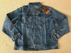 Внешний вид - NWT Men's Wacky Jeans Wear Medium Blue Classic Denim Jean Jacket ALL BIG SIZES