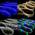 50' 100' 150' LED 5050 Rope Light Super Bright Accent Decoration Lighting SMD