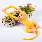 Colour Long Arm Monkey Hanging Soft Plush Doll Stuffed Animal Toys Kids Baby BT