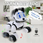 Smart Dog Sing Dance Walking Voice Control RC Robot Dog Electronic Pet Kid Toys