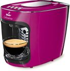 Tchibo Cafissimo Minicafetera of capsules Creamy a pressure of 3 levels pink
