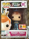 Funko Pop! Fundays 2018 Dumb And Dumber Freddy Blue Tuxedo 5000 LE