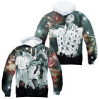 Elvis Presley Now Playing Licensed Sublimation Adult Pullover Hoodie Shirt