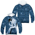 Elvis Presley Is Everything Licensed Sublimation Adult Pullover Hoodie Shirt