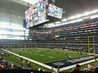 Dallas Cowboys vs. New Orleans Saints, Great Seats!!!! Thursday Night Football!! on eBay