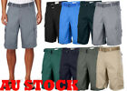Men's Belted Cargo Shorts Golf Lounge Gym Sport Outdoor Colors Sizes M-3XL NEW