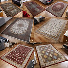 SOFT NEW DESIGNER ORIENTAL TRADITIONAL ROYAL PALACE 100% ACRYLIC RUG