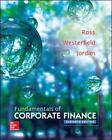 Fundamentals of Corporate Finance by Stephen A. Ross (HARDCOVER 11th Ed.) 51619