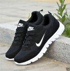 NEW FASHION MENS SHOES LADIES PUMPS TRAINERS LACE UP MESH SPORTS RUNNING CASUAL