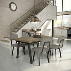 17 Stories Andrew 5 Piece Extendable Dining Set