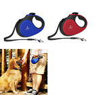 Retractable Pet Dog Cat Puppy Traction Rope Walking Lead Leash 16ft Automatic US