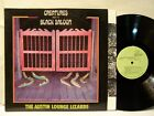 AUSTIN LOUNGE LIZARDS Creatures From The Black Saloon 1984 Workshop Records EX!