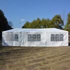 New 10'x30'-10'x20'-10'x10' Party Tent Heavy Duty Wedding Outdoor Pavilion Cater