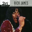 FREE US SHIP. on ANY 3+ CDs! NEW CD Rick James: 20th Century Masters: The Millen
