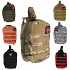 Tactical First Aid Bag Molle EMT Pouch Outdoor Travel Emergency Pack CA