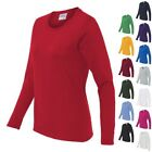 ss Gildan Ladies Heavy Cotton Missy Fit Long Sleeve T-Shirt