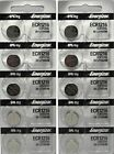 5pcs Energizer Battery 1.55V and 3V Lithium Coin/Button Cell Batteries
