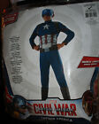 Marvel Captain America Child Boys Halloween Costume - Muscle Chest Rubies 620591