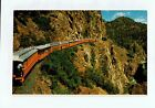 D4863cgt Transport Rail D&RG Narrow Gauge Animas Gord (pinhole) postcard