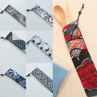 Fork Spoon Chopsticks Cutlery Portable Canvas Bag for Picnic Travel  Camping