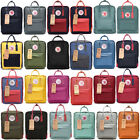 Fjallraven Kanken Sport Backpack Travel Shoulder Bag Classic Handbag 20L/16L