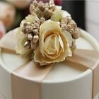 12pcs pearl Berry Artificial Stamen Flower Wedding Home Decor Diy Fake Flowers