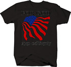 For God and Country American Flag Freedom Patriotic T-Shirt