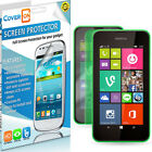 For Nokia Lumia 530 Mirror Screen Protector LCD Phone Cover