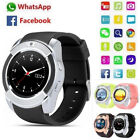 Bluetooth Music Player Smart Sport Wrist Watch Android Smartphone Multifuction