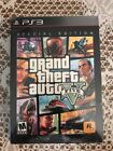 GRAND THEFT AUTO V SPECIAL EDITION  (SONY PLAYTATION 3, 2013) PS3 FACTORY SEALED