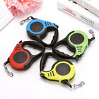 Pet Retractable Automatic Dog Leash Flexible Strap Rope Belt Dog Cat Puppy 3/5m