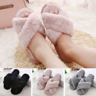 Soft Fluffy Slippers Home Indoor Casual Shoes Sweet Comfortable Fashion Flats