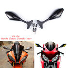 MOTORCYCLE MIRRORS LED TURN SIGNALS INDICATOR FOR YAMAHA YZF 600 YZF R1 R6 R6S $38.09 USD on eBay