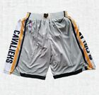 Cleveland Cavaliers Gray Stitched Sewn Basketball Shorts New with Tag on eBay