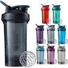 Blender Bottle Pro Series 24 oz. Shaker Mixer Cup with Loop Top